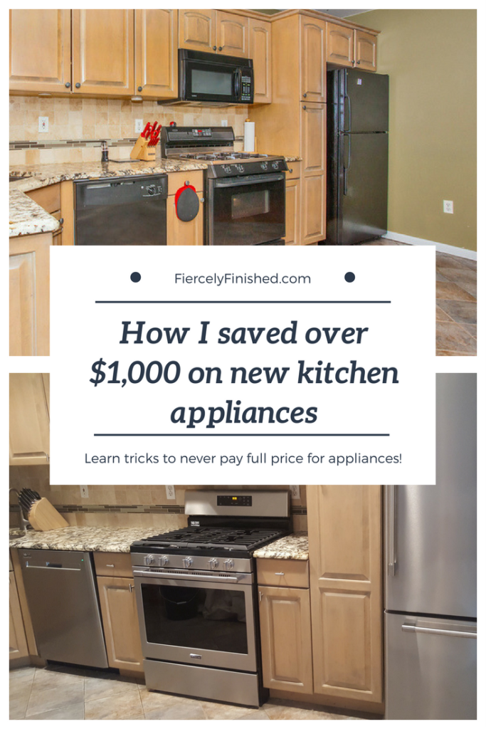 4 Tricks to Saving Tons on New Kitchen Appliances |
